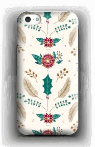 Winter Light Bouquet Coque  IPhone 5c