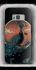 Peacock case Galaxy S8