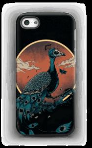 Dark Paon Coque  IPhone 5/5s tough