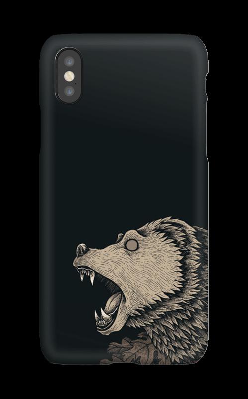 Björn skal IPhone X 359ba1ccd06b5