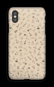 Snopp deksel IPhone X