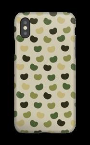 Topos Verdes funda IPhone XS