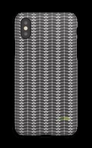 Bartespor deksel IPhone X