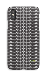 Bigote Verde funda IPhone XS