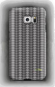 Viikset kuoret Galaxy S6 Edge