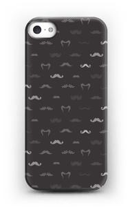 White moustaches Coque  IPhone 5/5S