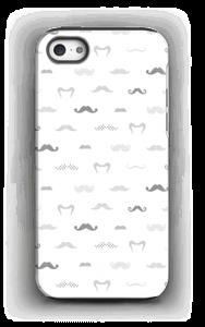 Black Moustaches Coque  IPhone 5/5s tough