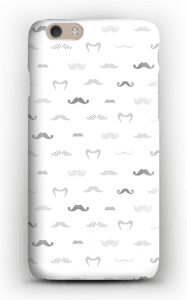 Dark Moustaches case IPhone 6