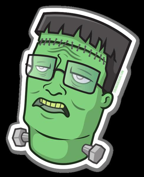 Hankenstein sticker