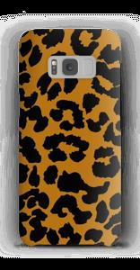 Klassisk leopard skal Galaxy S8