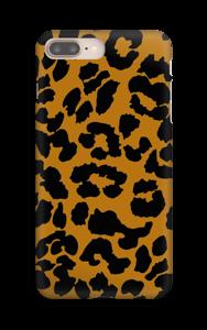 Klassisk leopard skal IPhone 8 Plus
