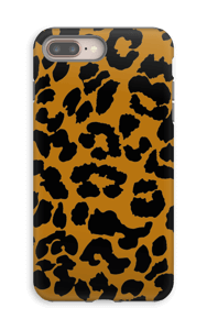 Leopard deksel IPhone 8 Plus tough