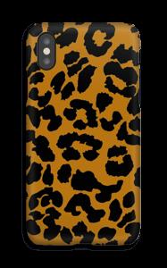 Leopard deksel IPhone X