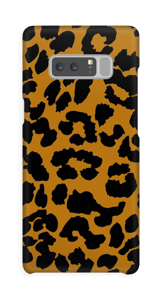 Leopard print case Galaxy Note8