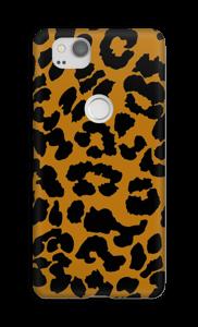 Klassisk leopard skal Pixel 2