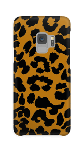 Leopard print case Galaxy S9
