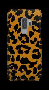 Leopard print case Galaxy S9 Plus