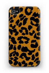 Leopard print case IPhone 4/4s