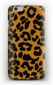 Leopard print case IPhone 6
