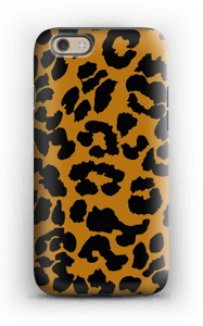 Leopard print case IPhone 6s tough