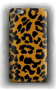 Leopard print case IPhone 6s Plus
