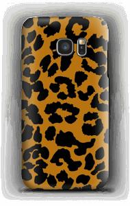 Klassisk leopard skal Galaxy S7