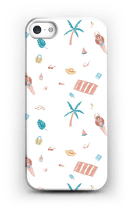 Beach Day case IPhone 5/5S