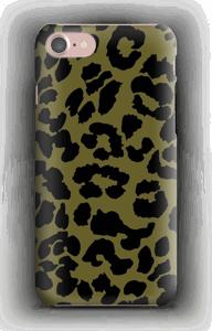 Leopard grön skal IPhone 7