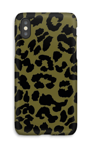 Leo Khaki deksel IPhone X