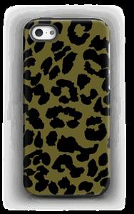 Leopard mörk skal IPhone 5/5s tough