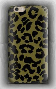Green leopard case IPhone 6