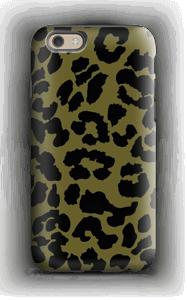 Leopard mörk skal IPhone 6s tough