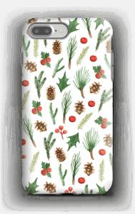 Wintery Mix case IPhone 7 Plus tough