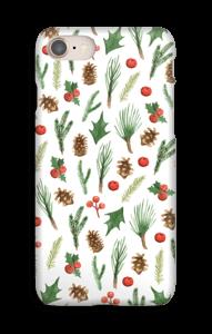 Wintery Mix case IPhone 8