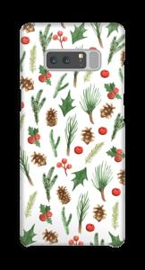 Wintery Mix case Galaxy Note8