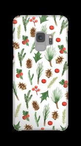 Wintery Mix case Galaxy S9