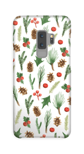 Wintery Mix case Galaxy S9 Plus