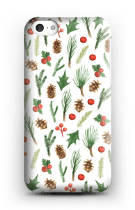 Wintery Mix case IPhone 5c