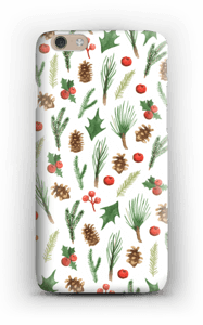 Wintery Mix case IPhone 6 Plus