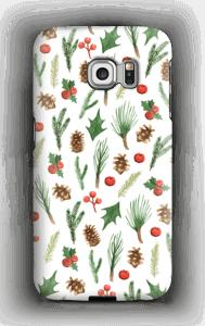 Wintery Mix case Galaxy S6 Edge