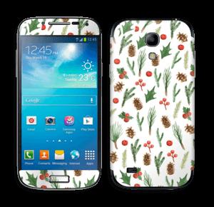 Winter pattern Skin Galaxy S4 Mini