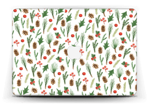 """Winter pattern Skin MacBook Air 13"""""""