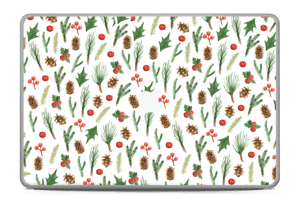 "Winter pattern Skin MacBook Pro 17"" -2015"