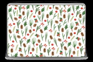 Wintery Mix skin Laptop 15.6