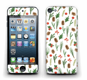 Wintery Mix skin IPod Touch 5th Gen