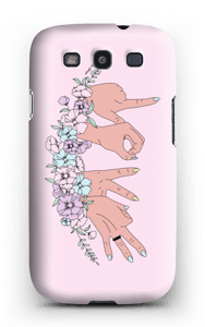 Love is Love case Galaxy S3