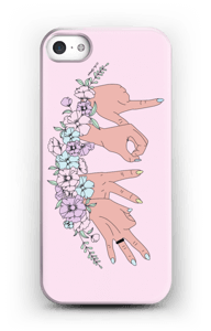 Love is Love case IPhone SE