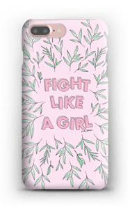 Fight Like A Girl ! case IPhone 7 Plus
