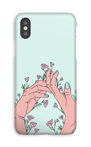 Let it Grow deksel IPhone XS