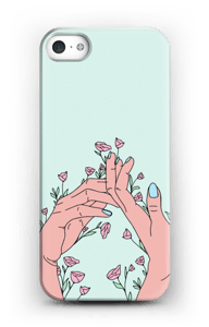 Let It Grow case IPhone SE